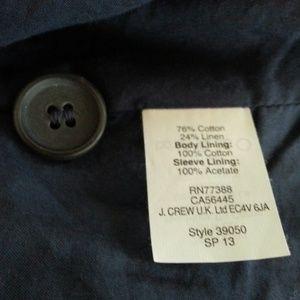 Madewell Jackets & Coats - Madewell white & navy blazer jacket - womens 12